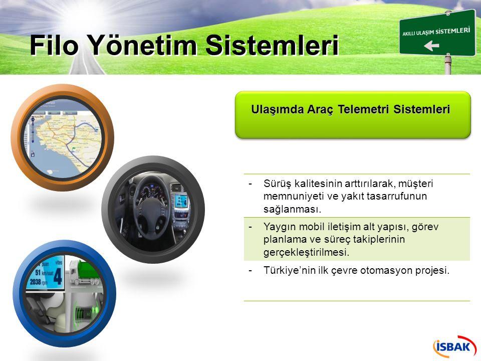 Filo Yönetim Sistemleri