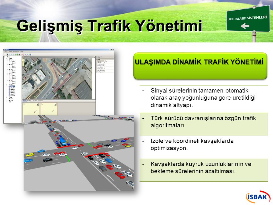 Gelişmiş Trafik Yönetimi