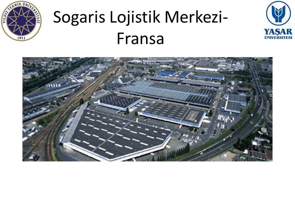 Sogaris Lojistik Merkezi-Fransa
