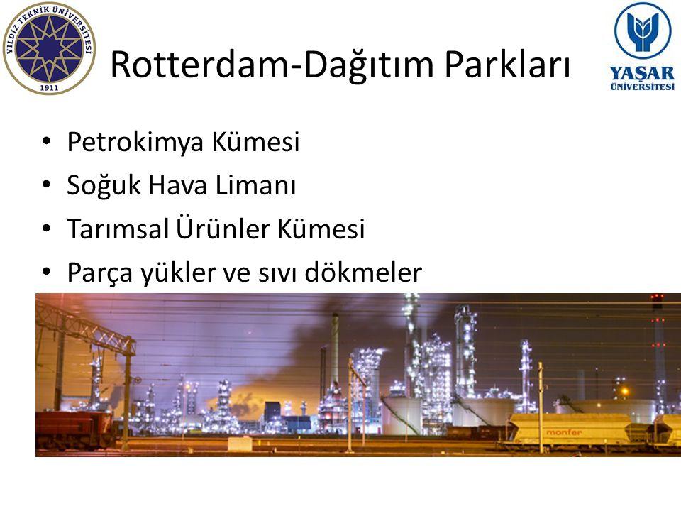Rotterdam-Dağıtım Parkları
