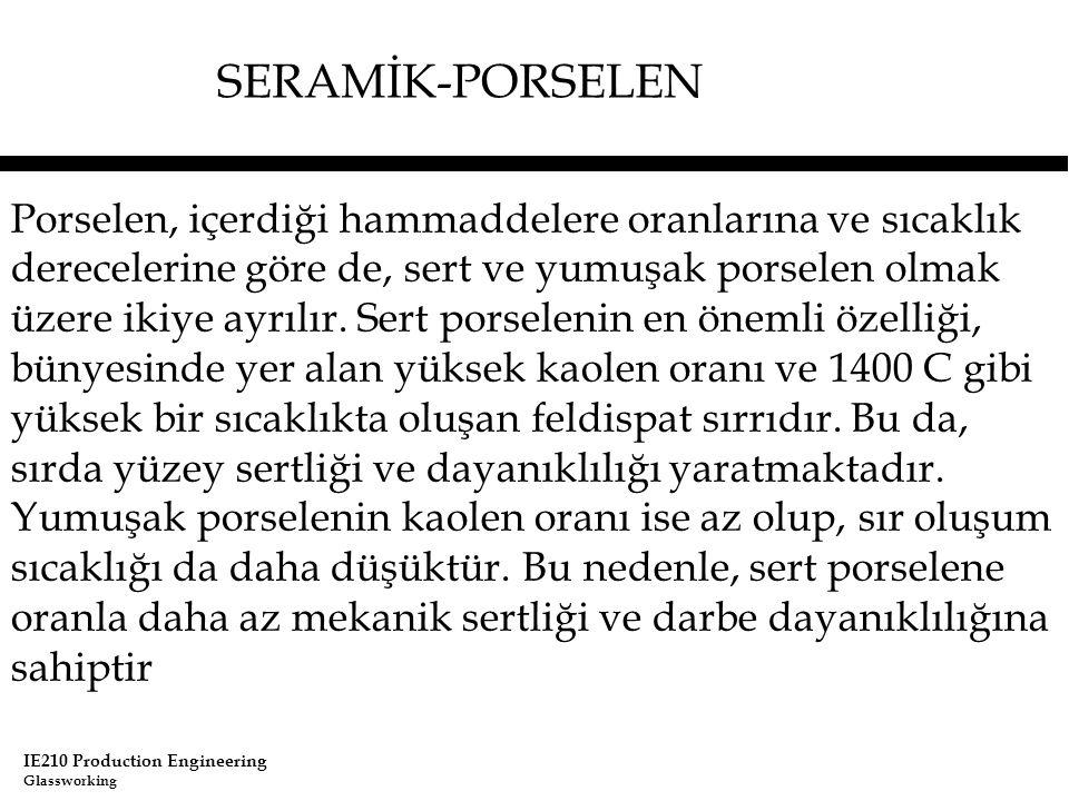 SERAMİK-PORSELEN