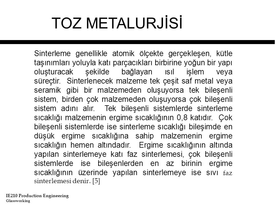 TOZ METALURJİSİ