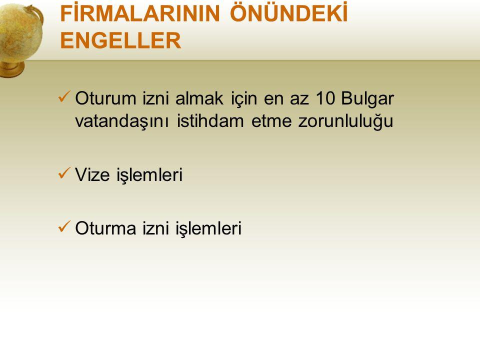 FİRMALARININ ÖNÜNDEKİ ENGELLER