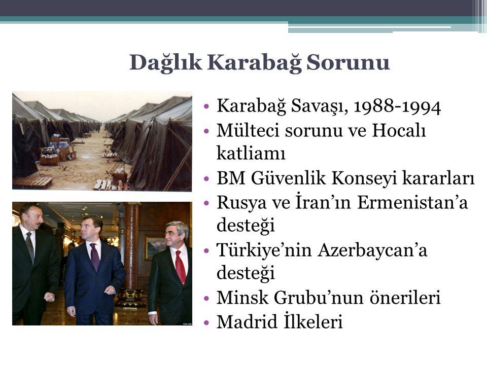 Dağlık Karabağ Sorunu Karabağ Savaşı, 1988-1994