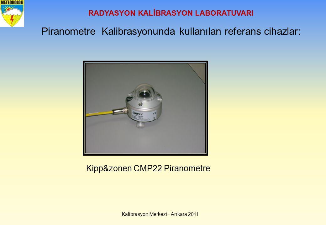 RADYASYON KALİBRASYON LABORATUVARI