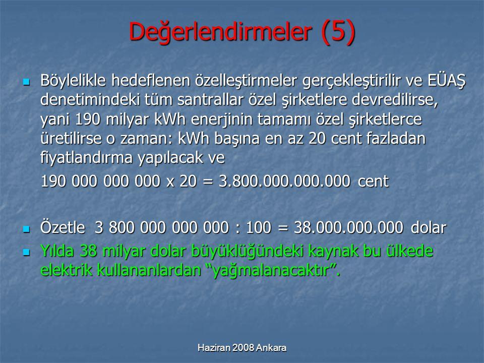 Değerlendirmeler (5)