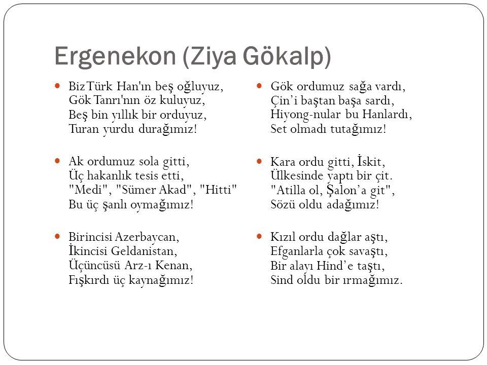 Ergenekon (Ziya Gökalp)