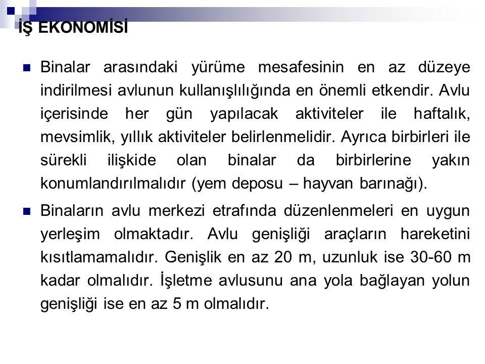 İŞ EKONOMİSİ