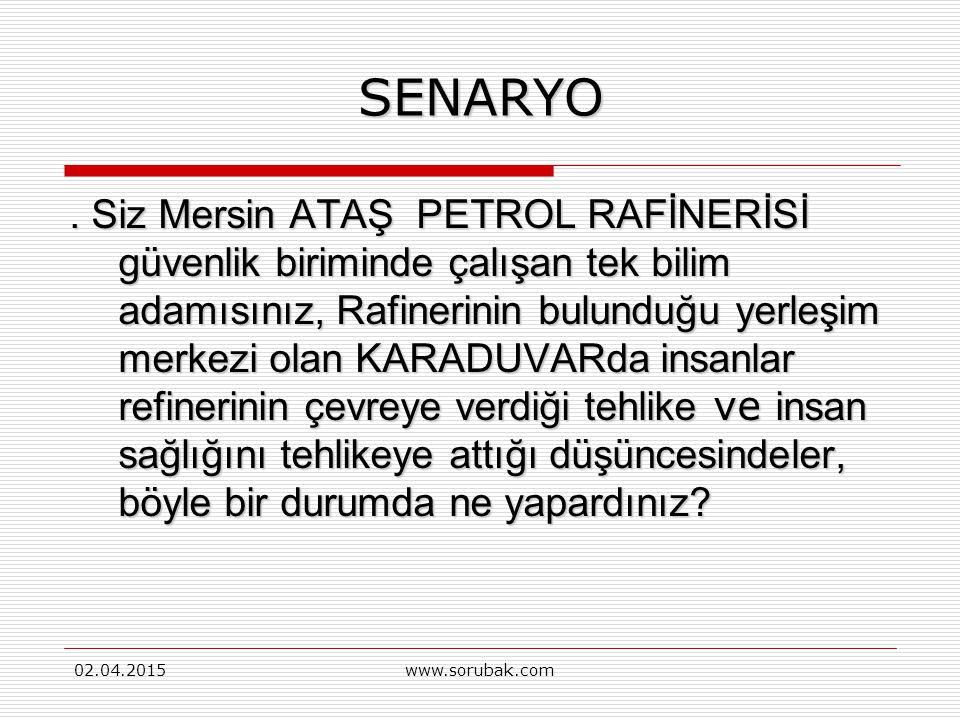 SENARYO