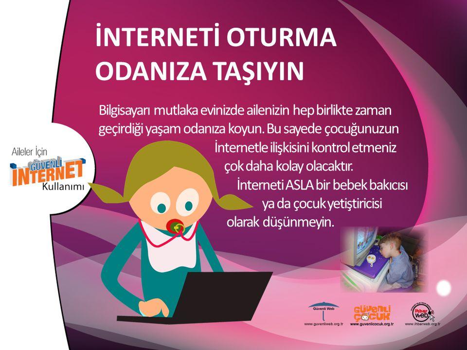 İNTERNETİ OTURMA ODANIZA TAŞIYIN