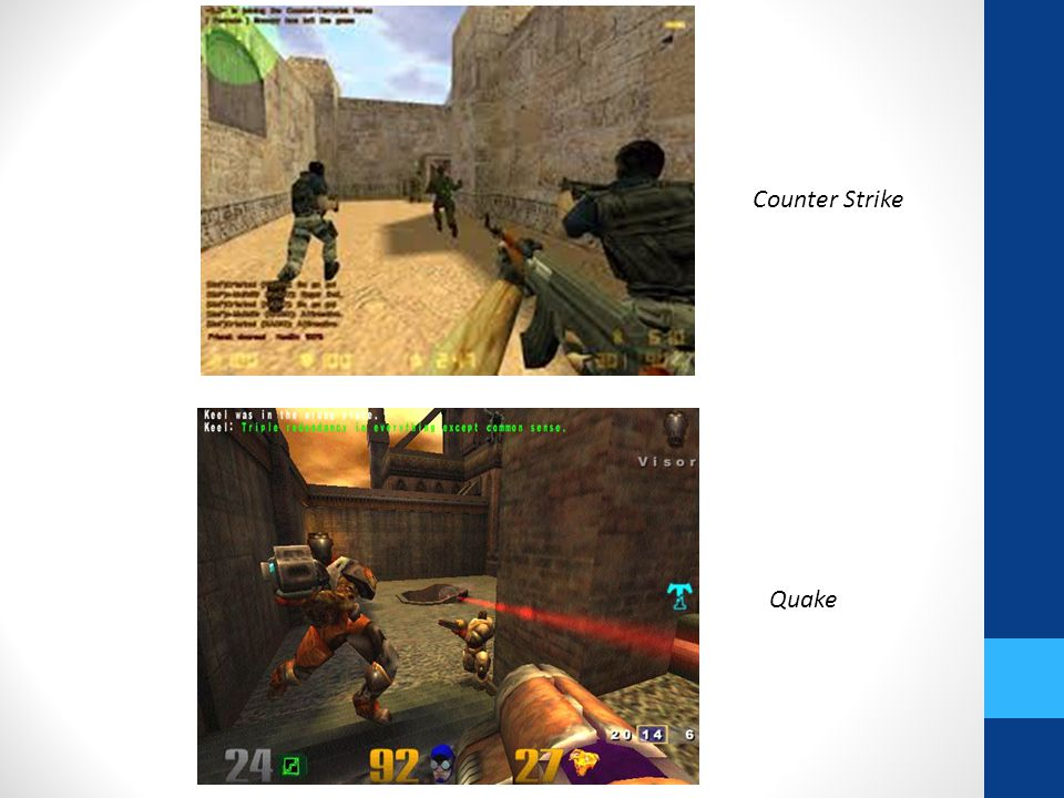 Counter Strike Quake