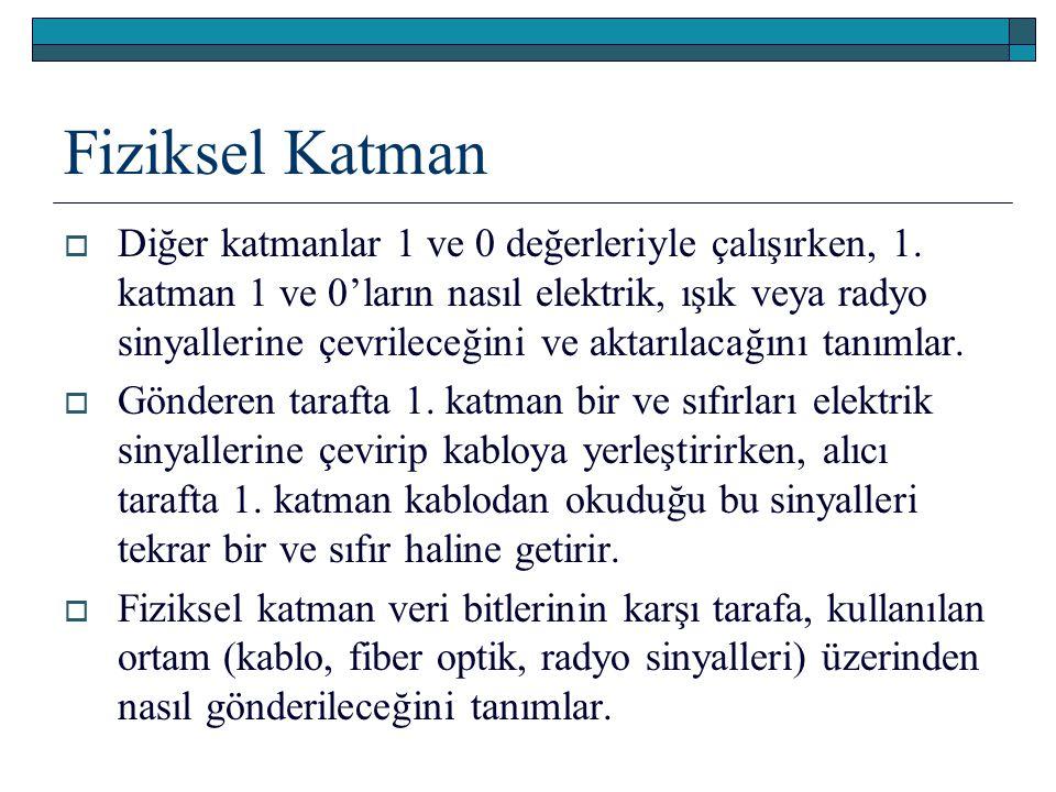 Fiziksel Katman