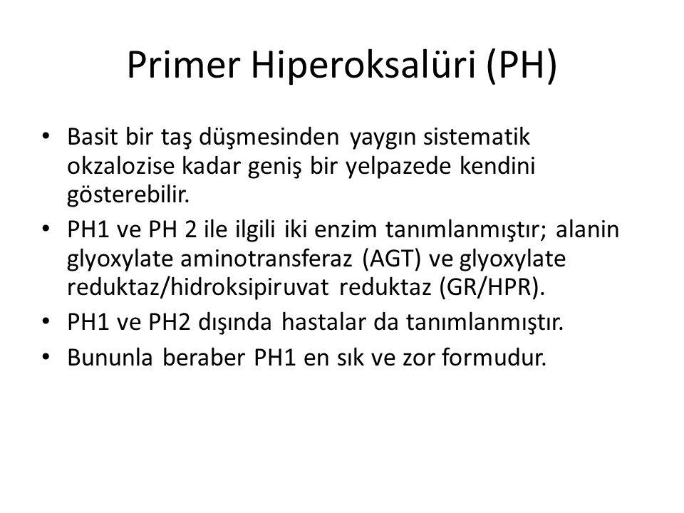 Primer Hiperoksalüri (PH)