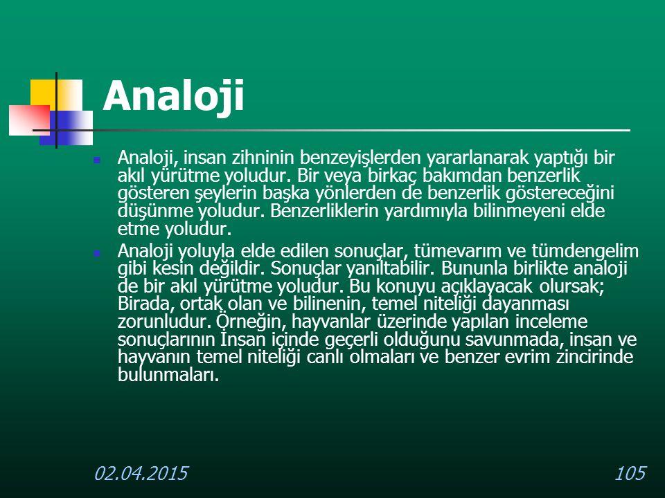Analoji