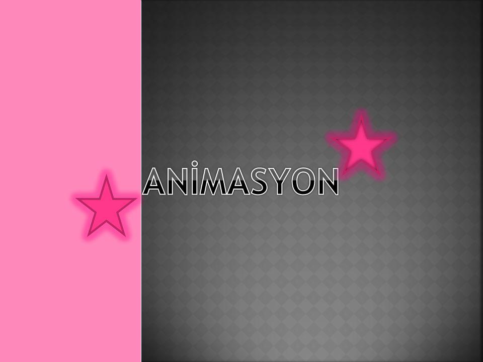 ANİMASYON
