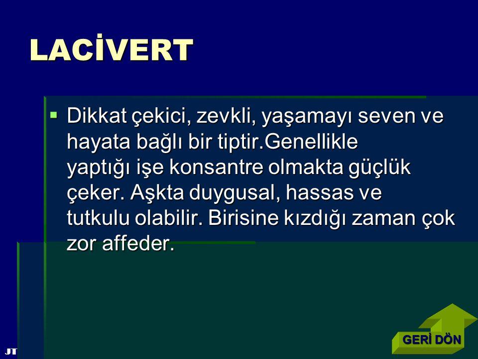 LACİVERT