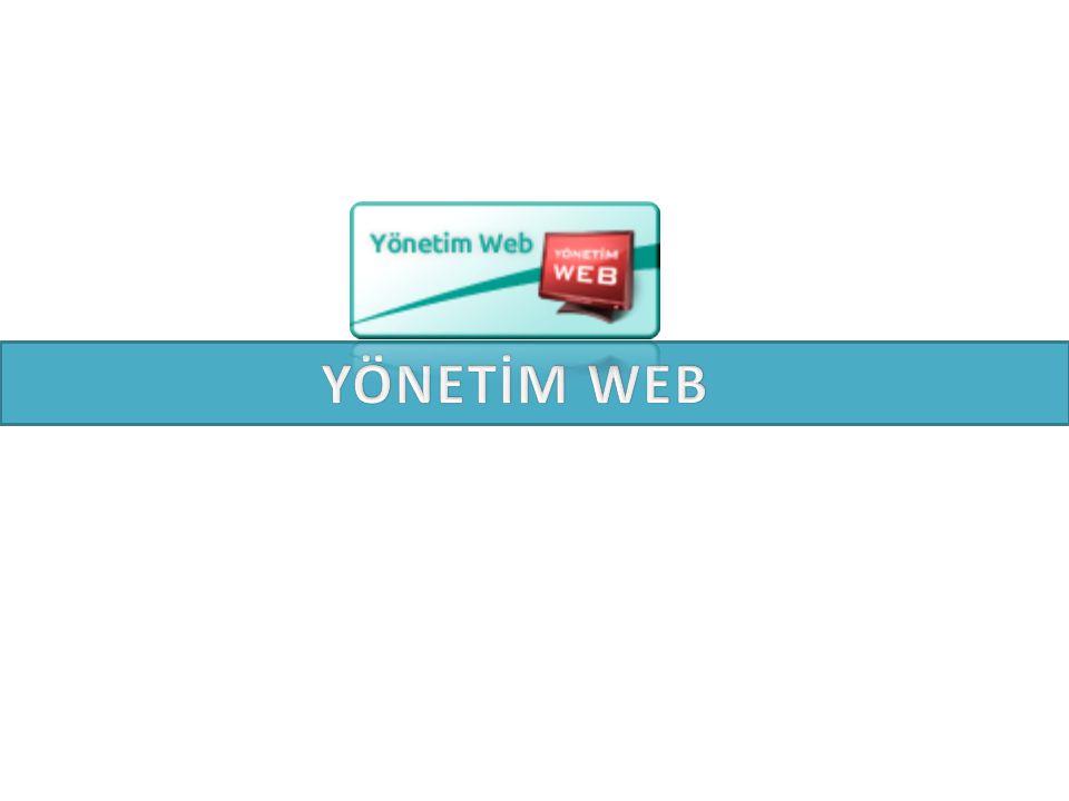 YÖNETİM WEB