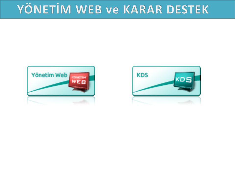 YÖNETİM WEB ve KARAR DESTEK