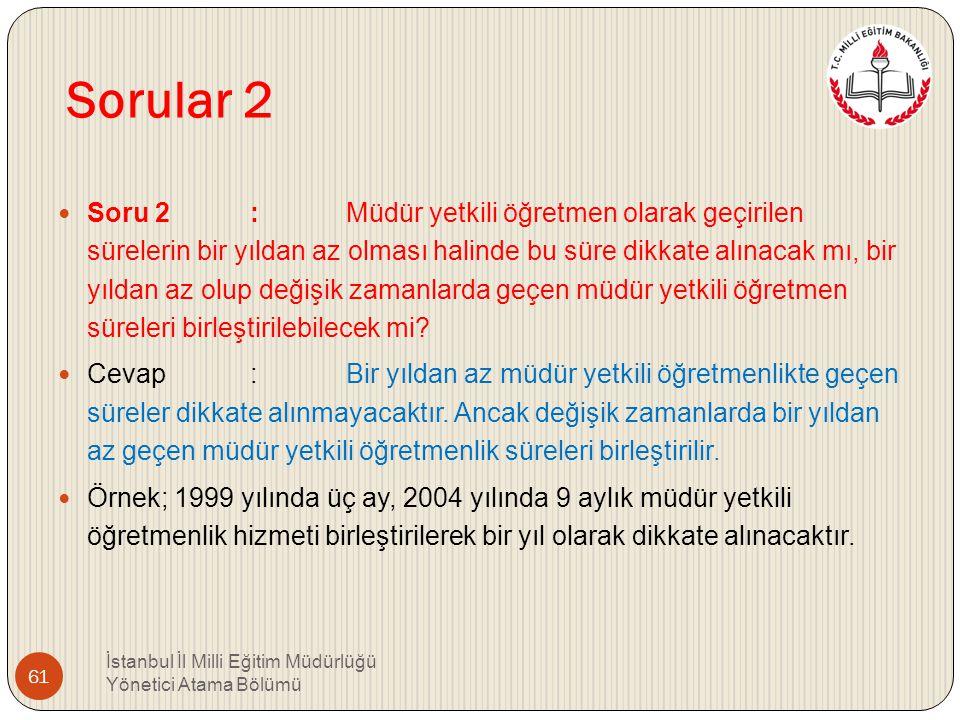 Sorular 2