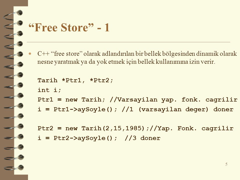 Free Store - 1