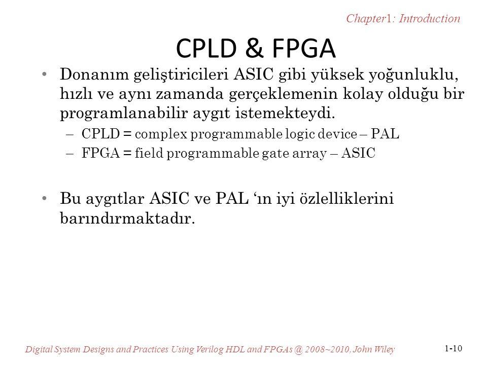 CPLD & FPGA