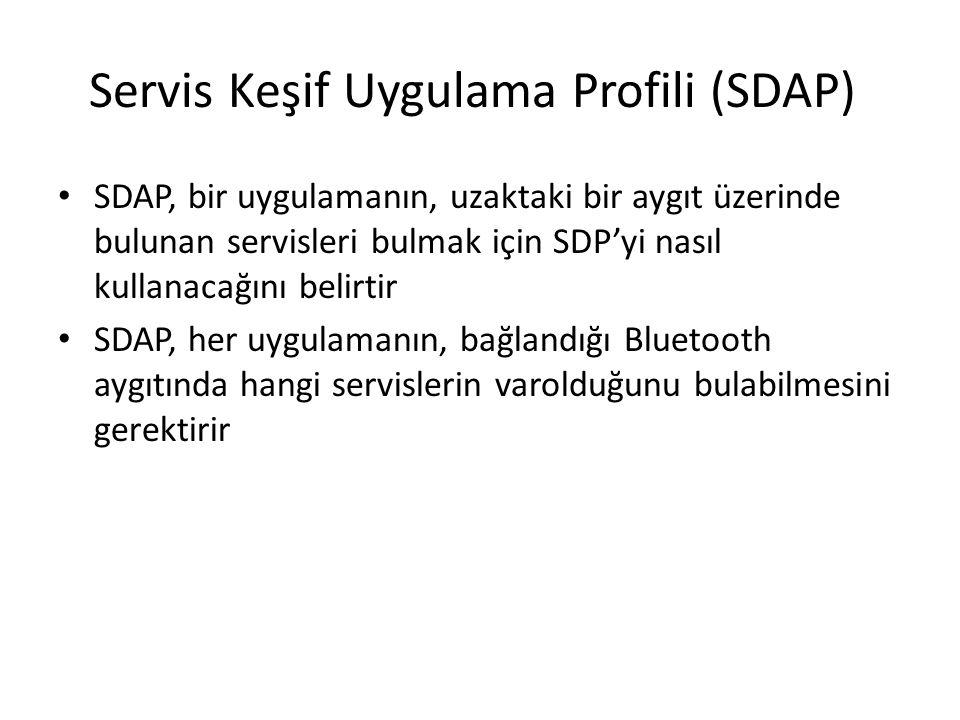 Servis Keşif Uygulama Profili (SDAP)