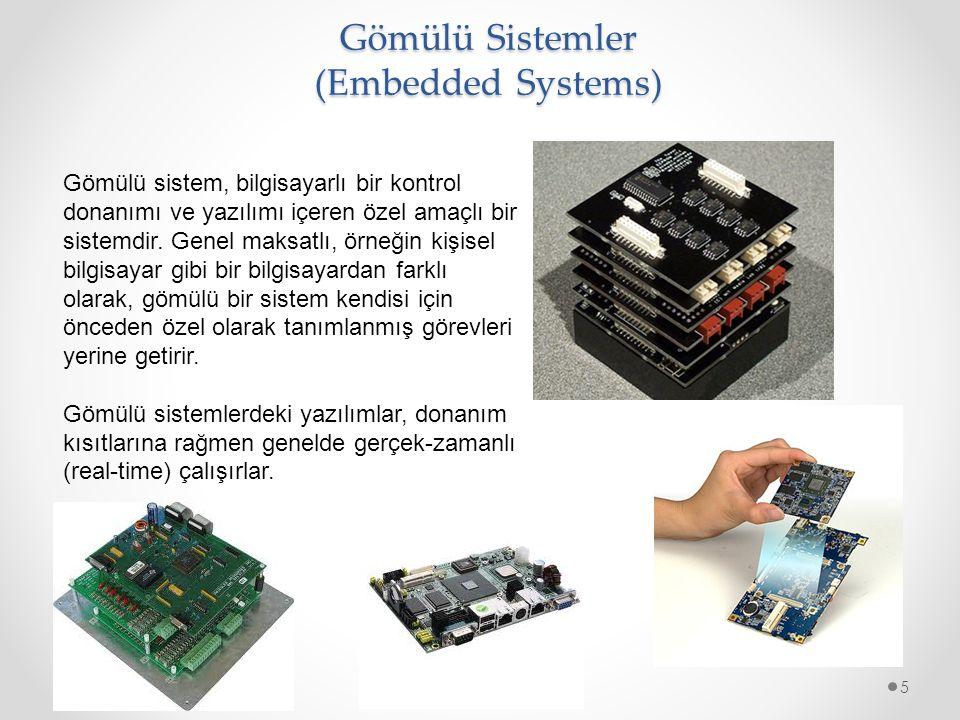 Gömülü Sistemler (Embedded Systems)