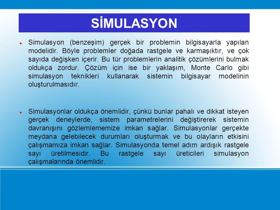 SİMULASYON