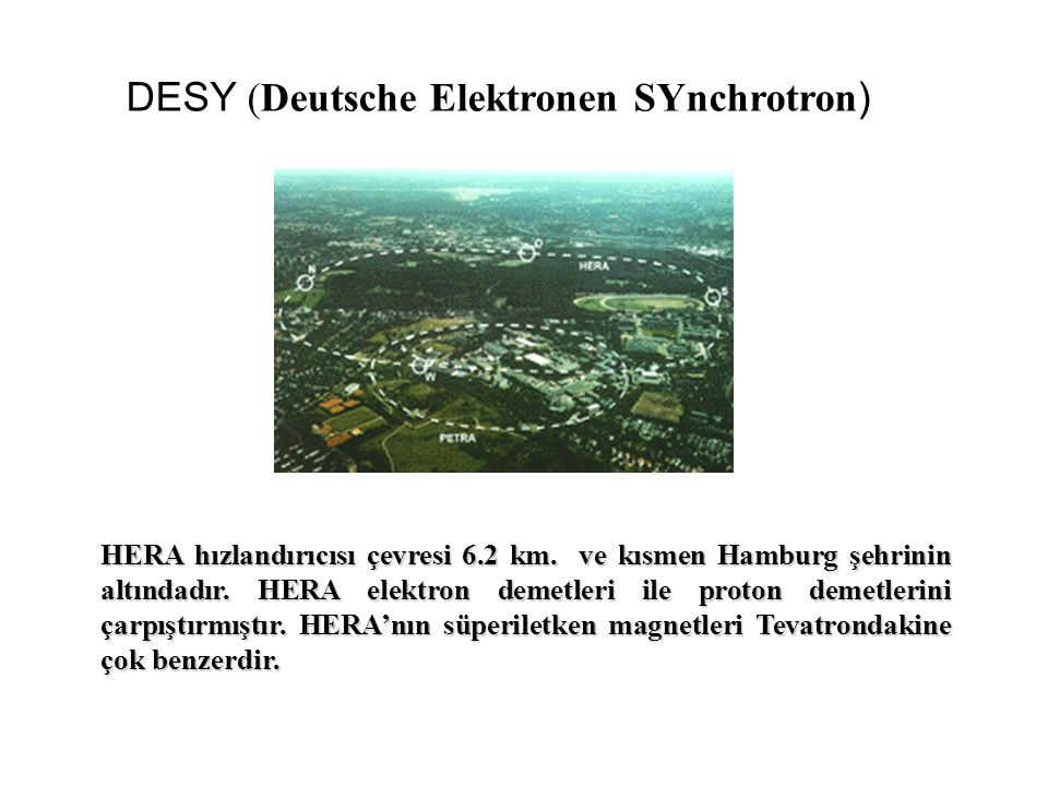 DESY (Deutsche Elektronen SYnchrotron)
