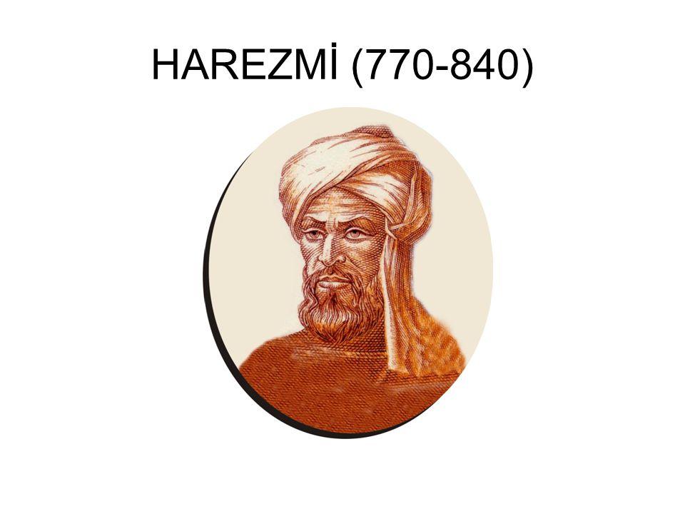 HAREZMİ (770-840)