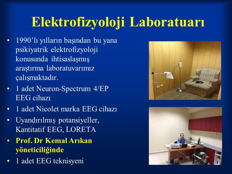 Elektrofizyoloji Laboratuarı