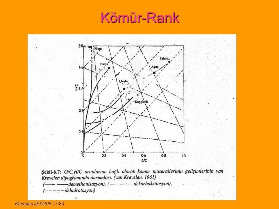 Kömür-Rank Kavuşan JEM408 17/23