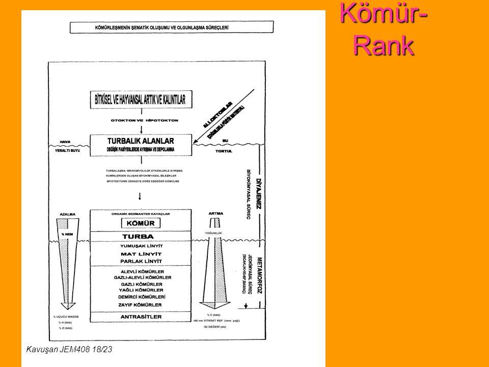 Kömür-Rank Kavuşan JEM408 18/23