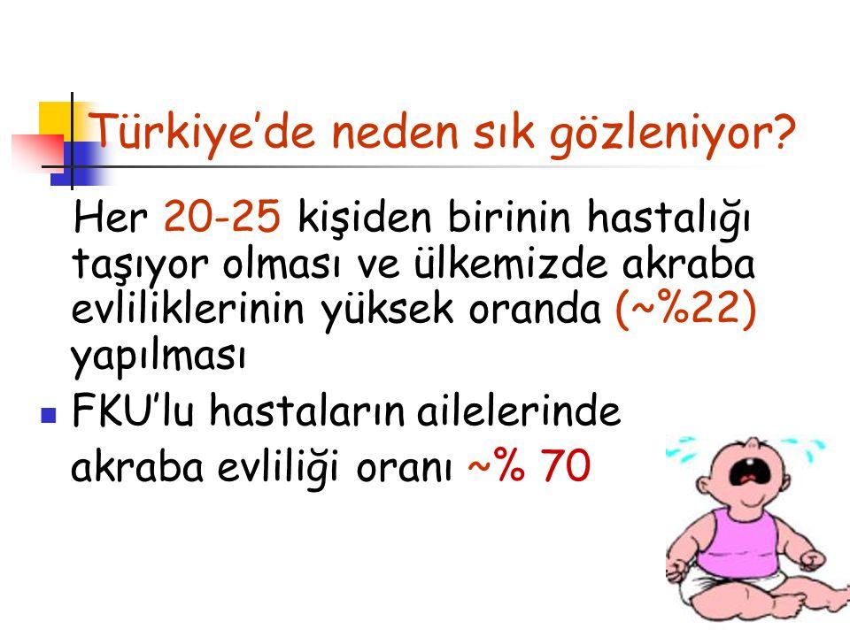 Türkiye'de neden sık gözleniyor