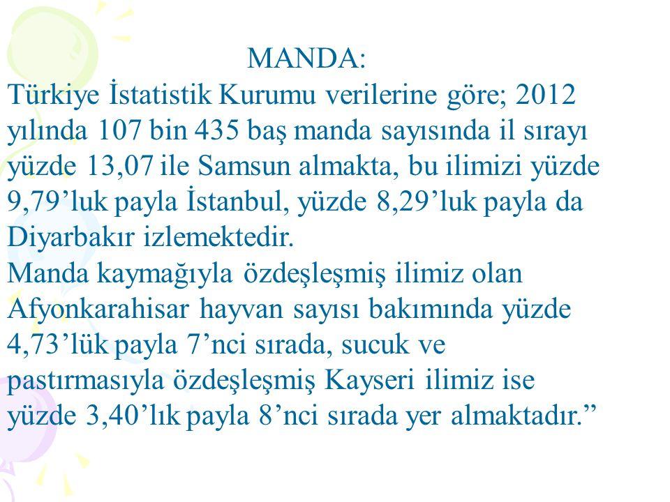 MANDA: