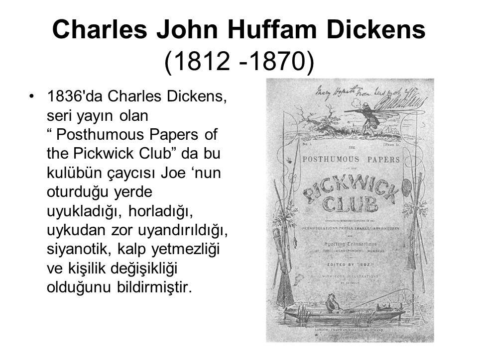 Charles John Huffam Dickens (1812 -1870)