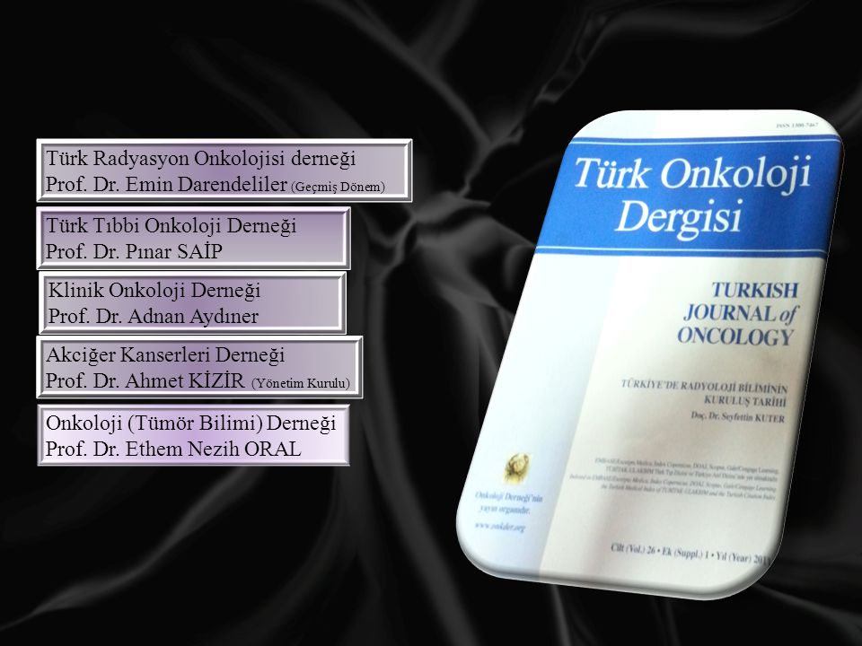 Türk Radyasyon Onkolojisi derneği