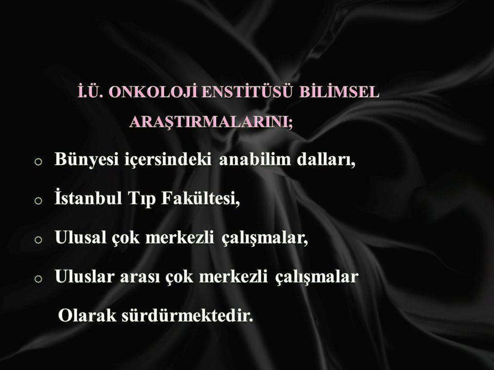Bünyesi içersindeki anabilim dalları, İstanbul Tıp Fakültesi,