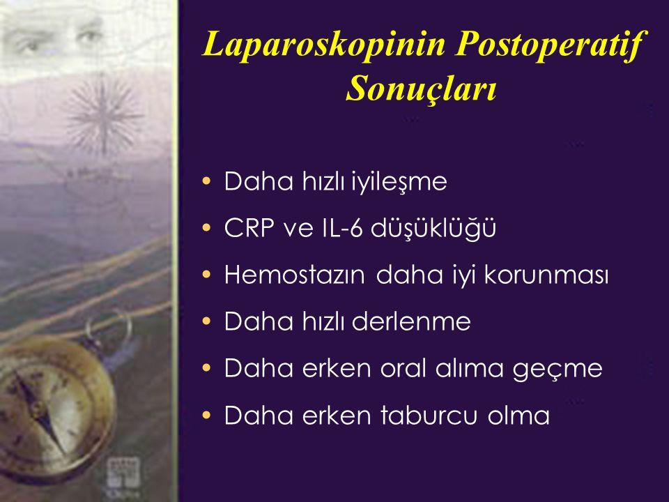 Laparoskopinin Postoperatif Sonuçları