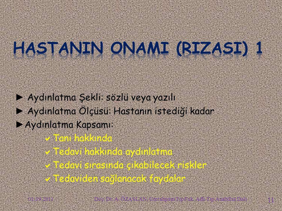 HASTANIN ONAMI (RIZASI) 1