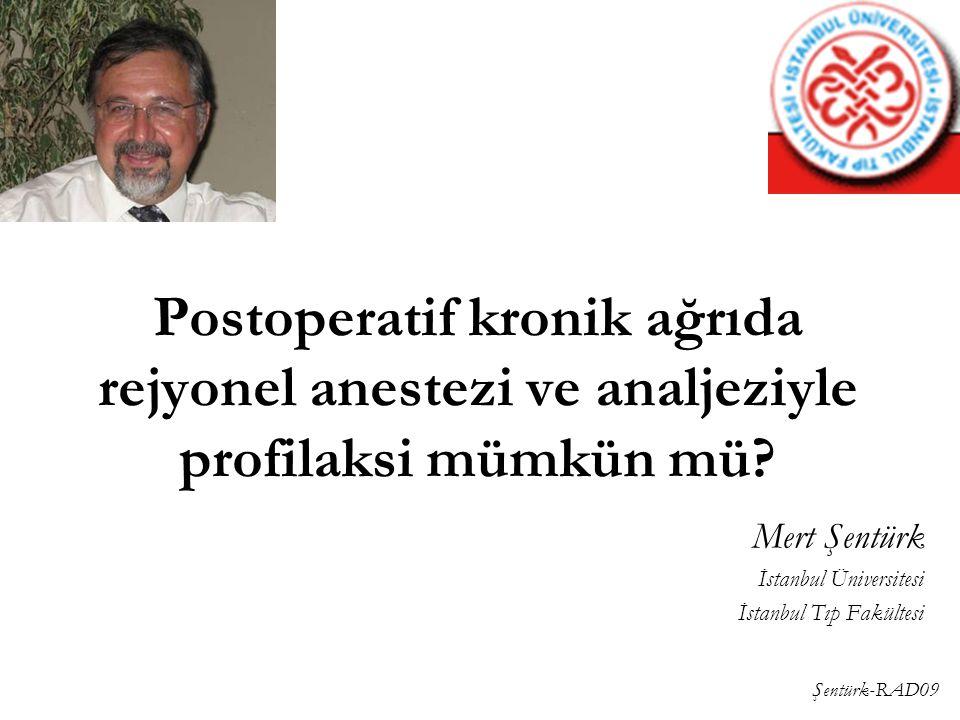 Mert Şentürk İstanbul Üniversitesi İstanbul Tıp Fakültesi