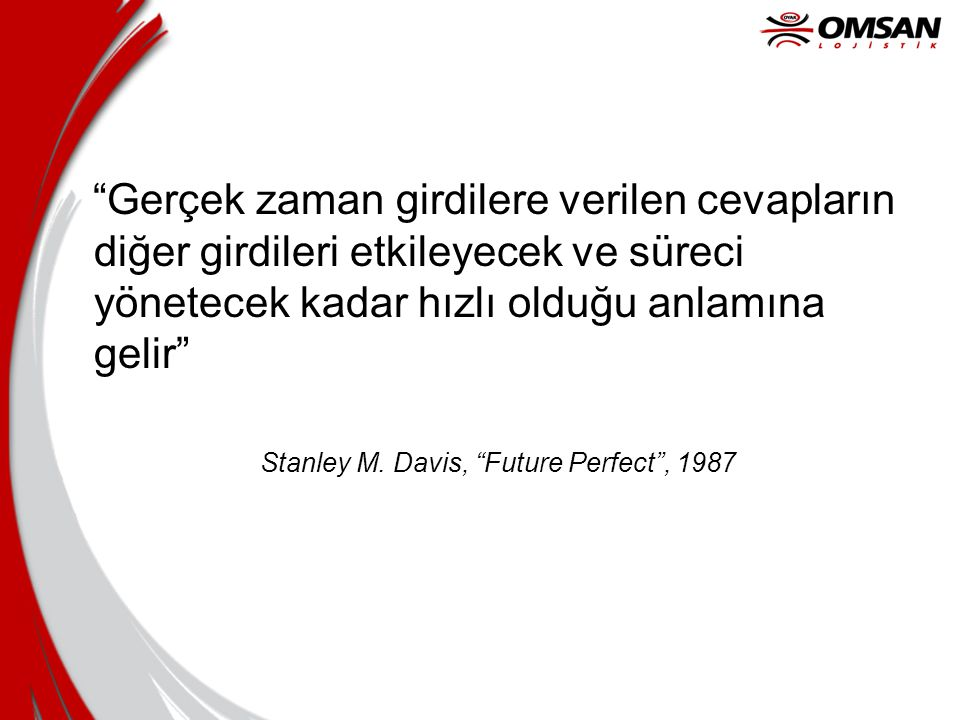 Stanley M. Davis, Future Perfect , 1987