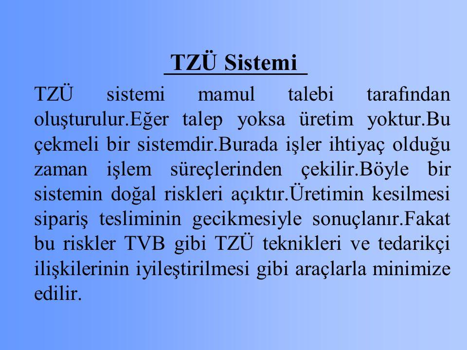 TZÜ Sistemi