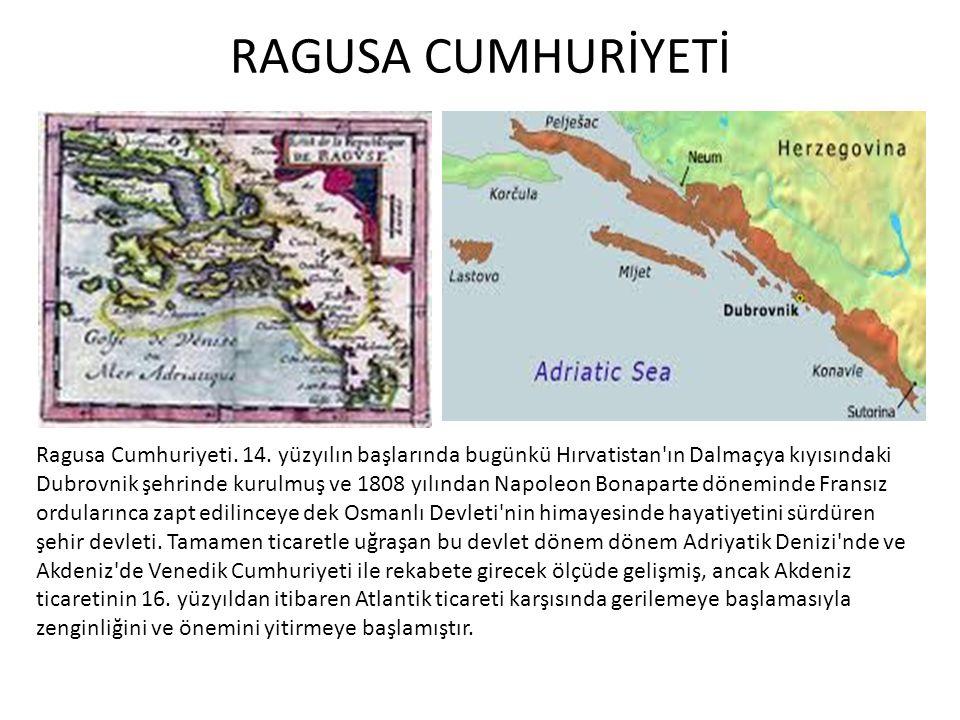 RAGUSA CUMHURİYETİ