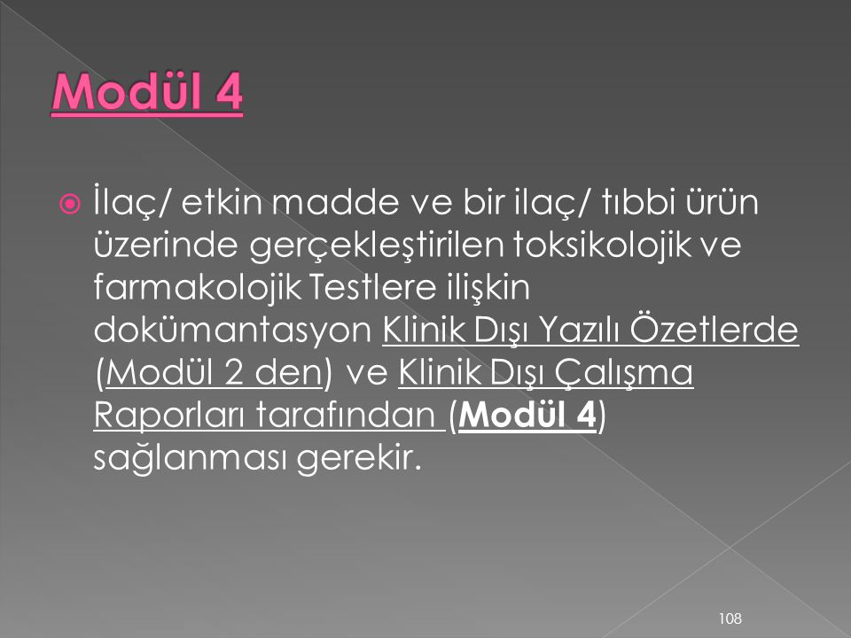 Modül 4