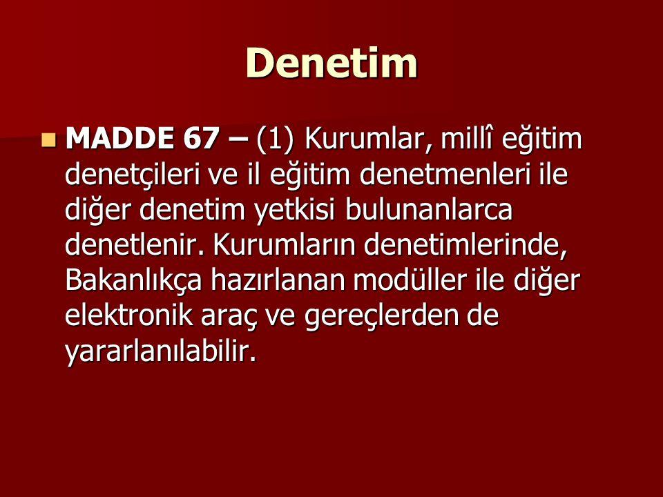 Denetim