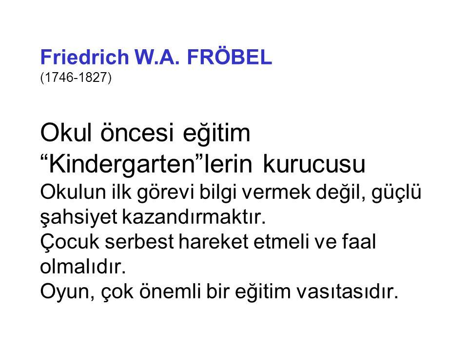 Friedrich W.A.