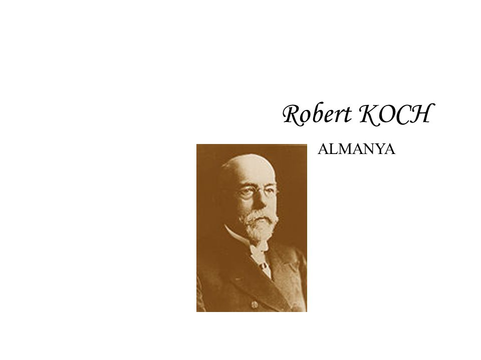 Robert KOCH ALMANYA