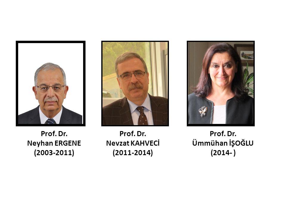 Prof. Dr. Neyhan ERGENE (2003-2011)