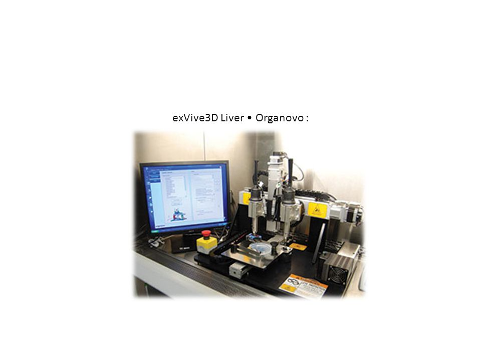 exVive3D Liver • Organovo :